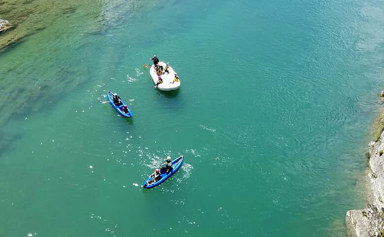 <span>【高知県】大田口カフェ river people</span>高知県のリバーアクティビティーを楽しもう。四国の大自然が待っています!
